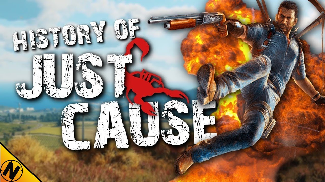 NICK930 - History of Just Cause (2006 - 2018)