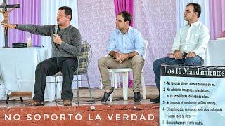PADRE LUIS TORO VS PASTORES PREDICADORES MELLIZOS PENTECOSTALES - DEBATE - EN VIVO PARAGUAY 🇵🇾