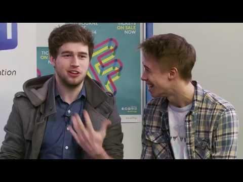 Nicolette Interviews Ben & Nick (Pt 2) - C31 Presents the 2014 Melbourne Fringe