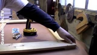 Ikea Hack Sawhorse Project- Repurposing Junk (w/gardenfork's Eric Rochow)