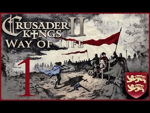 Crusader Kings II, William The Conqueror #1 - Norman Invasion