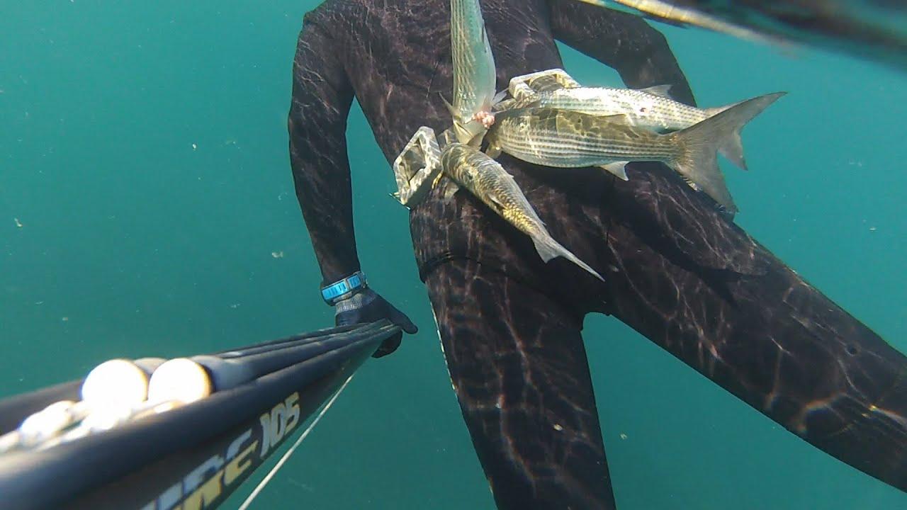 Подводная охота в Черном море. Лучший день отпуска под водой. Spearfishing in Black Sea