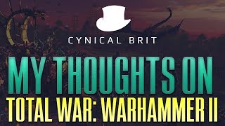 TotalBiscuit's thoughts on Warhammer Total War 2 - Skaven campaign