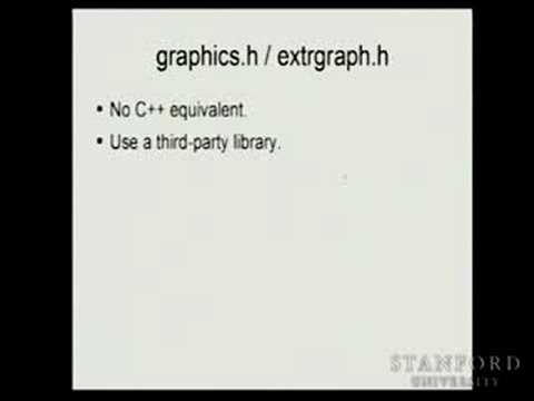 Lecture 27 | Programming Abstractions (Stanford)