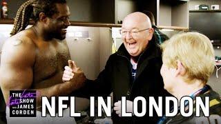 Download James Corden's Parents Explore the NFL Mp3 and Videos
