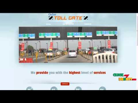 Final Year Projects | Online Toll gate