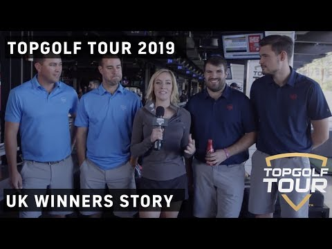Topgolf Tour 2019: A UK Winners Story