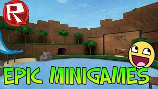 ROBLOX - Epic Minigames [Xbox One Edition]