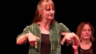 Reclaiming a Language of Movement | Lizzi Juda & Lulu Delphine | TEDxUMontana