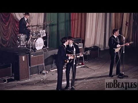 The Beatles - She Loves You [Come To Town, ABC Cinema, Manchester,United Kingdom]