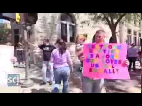Westboro Baptist Church Protests in Sioux City  | Sioux City Journal