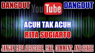 Gambar cover Karaoke Dangdut KN7000 Tanpa Vokal | Acuh Tak Acuh - Rita Sugiarto HD