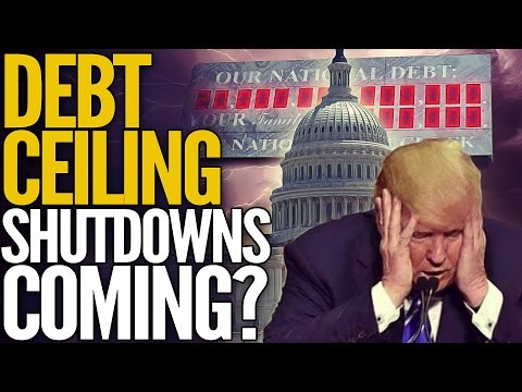 Debt Ceiling 2017: Government Shutdowns Coming?