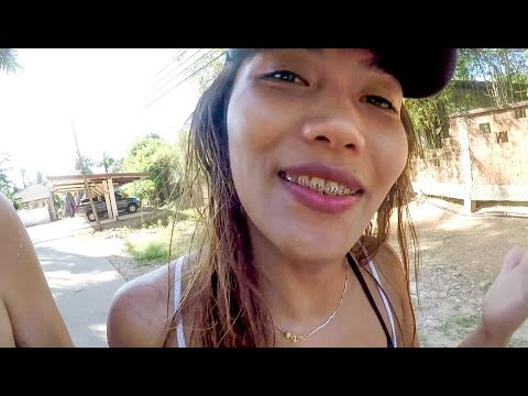 Thailand Island - A Lazy Day In Ko Chang with Horny Thai Girl