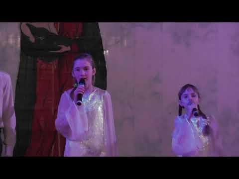 Г.Семилуки ДДТ - Фестиваль ,,Светлый ангел,,  - Вокальная студия ,, 5 баллов,, (2019 год)
