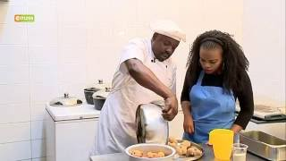 Food Thursdays Chef Mohammed How to Make Kaimati  (Swahili Foods Edition)
