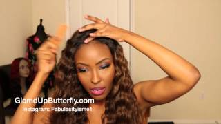 Repeat youtube video Bomb Synthetic Wigs: Show and Tell