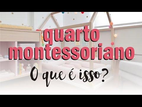 Видео Método Montessoriano na arquitetura escolar