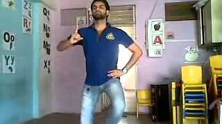 Ganesh Vandana Dance Choreography By Paresh Vishwani.