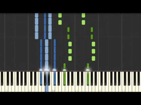 Avicii - Hope There's Someone Piano Tutorial