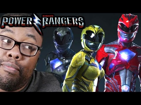 POWER RANGERS MOVIE SUITS REVEALED