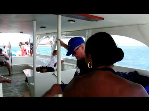 Swim with the Turtles in Barbados -Tiami Catamaran Cruises Kids Sail Free Special