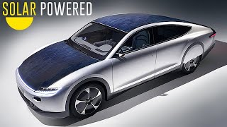 Lightyear One - World's First Long Range Solar Powered Car