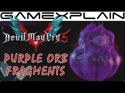 All 8 Purple Orb Fragment Locations in Devil May Cry 5 thumbnail