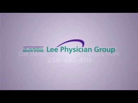 Lee Physician Group Spot Ad - Lee Memorial Health System