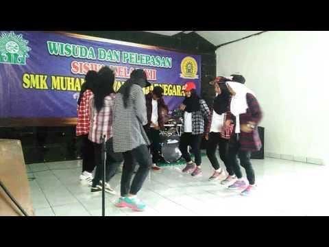 Tanjung Silver Dance X AK SMK MUHAMMADIYAH BANJARNEGARA