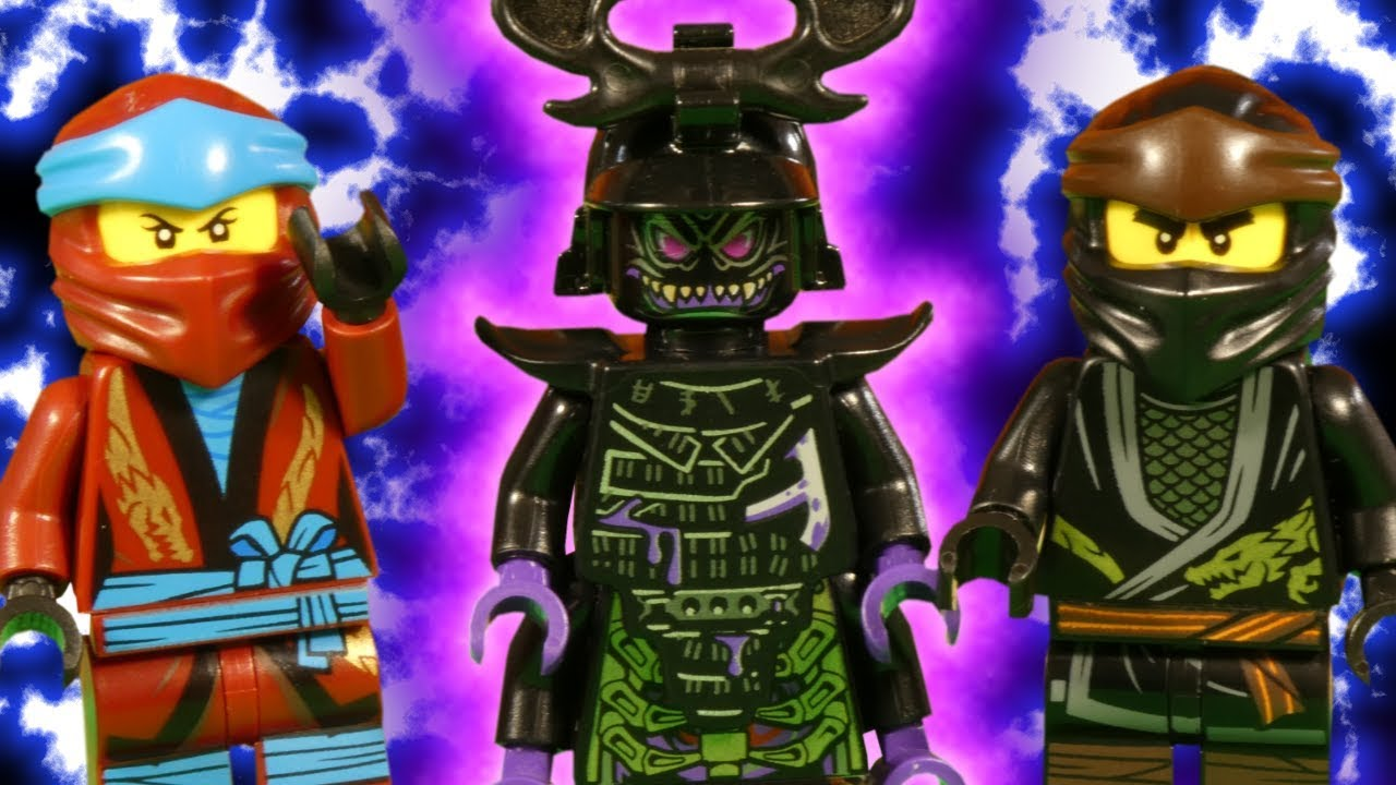 Lego ninjago legacy 2019 sneak peek youtube - Photo ninjago ...