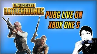 🔴 PUBG on Xbox One S | PlayerUnknown's Battlegrounds | swing by and say