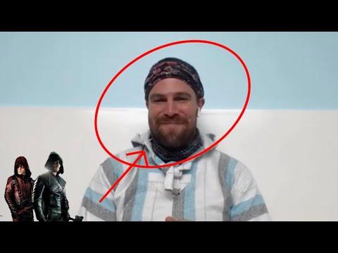 Download Arrow Season 9? Stephen Amell