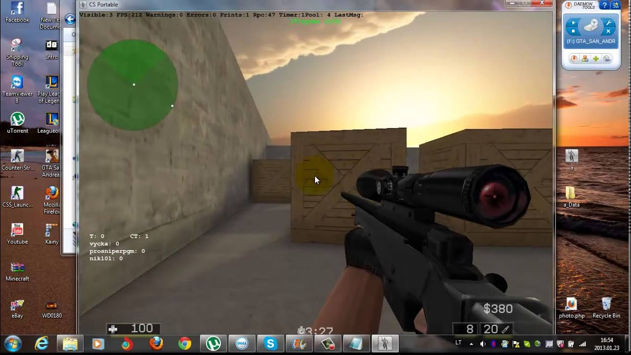 Cs Portable Online Game