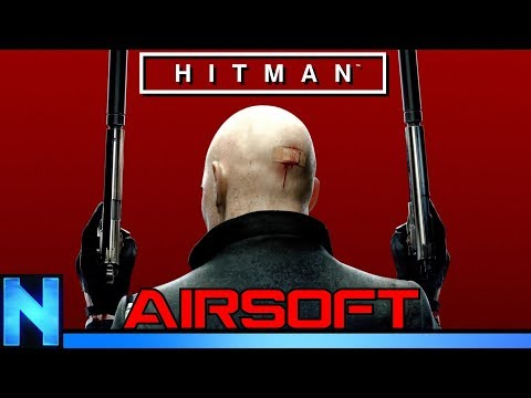 AIRSOFT HITMAN - No Witnesses!