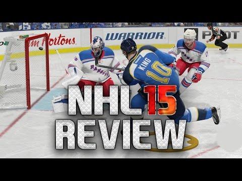 NHL 15 Review - Angespielt, Vorgestellt und getestet