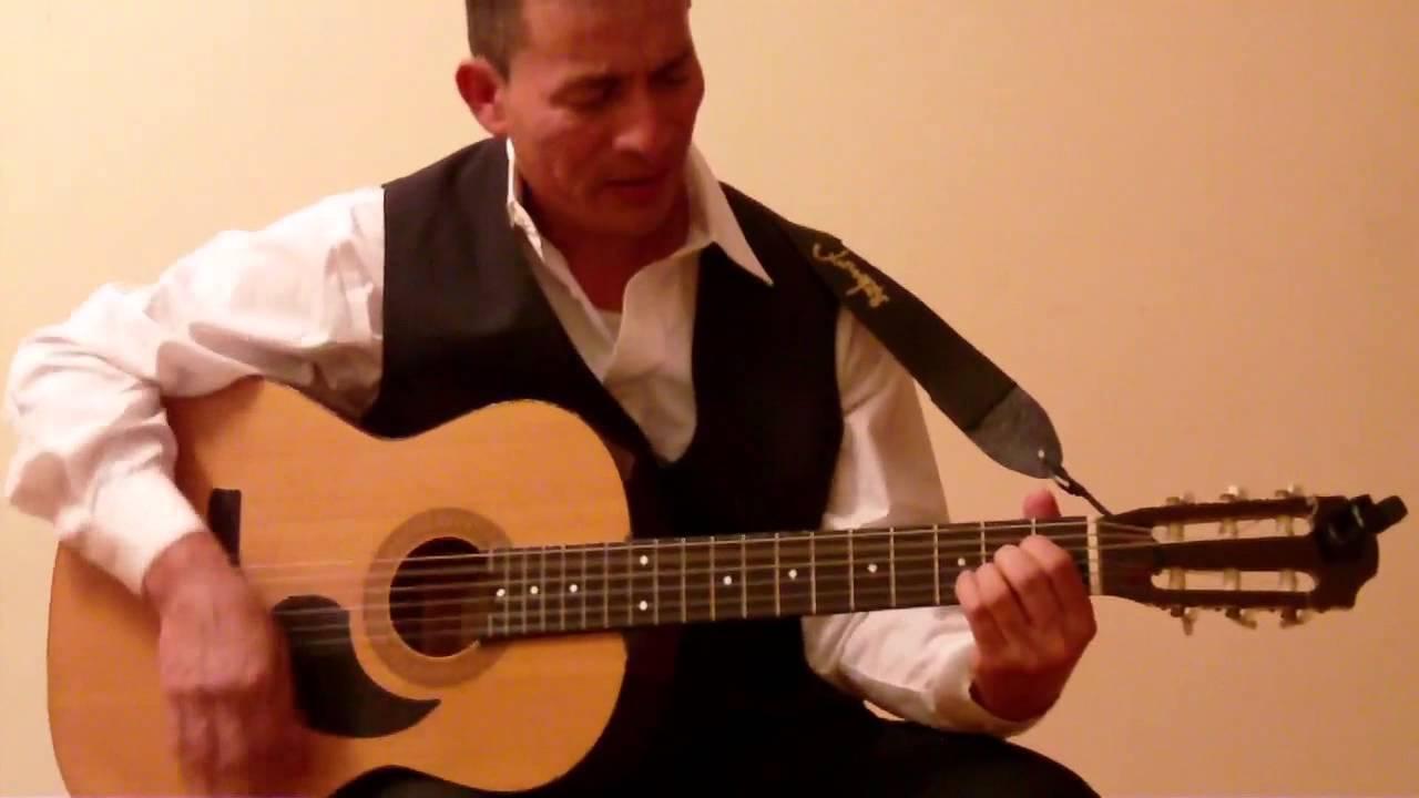 TUTORIAL Alabanza GRACIAS QUIERO DARTE en Guitarra - YouTube