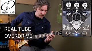 Crazy Tube Circuits - Space Charged V2 Tube Overdrive