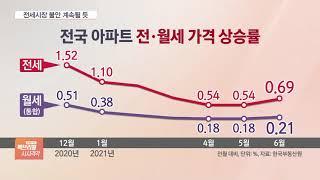 전국 전월세 상승폭 더 커져…가을 전세난 우려
