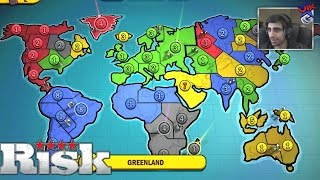 WORLD WAR 4 - RISK FACTIONS with The Pack (Risk Game 4)
