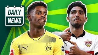 BVB: Isak nach Holland! HSV holt Özcan vom VfB Stuttgart! Monaco: Thierry Henry raus, Jardim zurück!