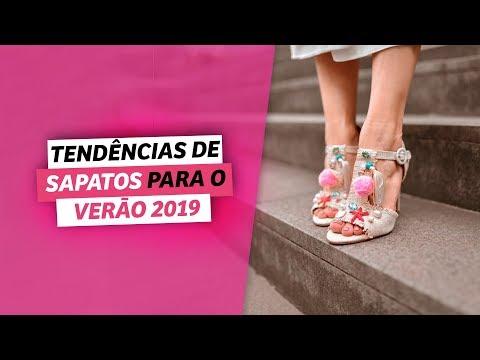 Tendências de sapatos para o VERÃO 2019 | Anita Bem Criada