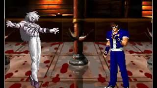 {KOF AOG XIV} O.Iori XIII VS Shingo Y.
