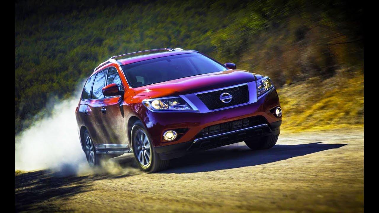 2013 Nissan Pathfinder SUV Review – New Pathfinder Design