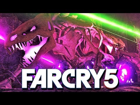 Far Cry 5 Gameplay German PS4 Pro #53 - Blood Dragon The Movie