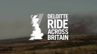 Deloitte Ride Across Britain 2017