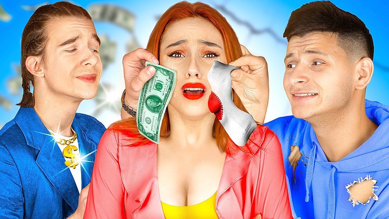 Rich Student vs Broke Student / Love Story