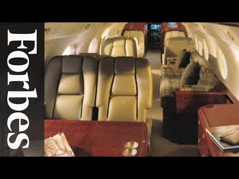 Inside The Private Jet Industry | Forbes