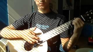 Видеоурок игры на гитаре Кравц Обнуляй без БАРЭ