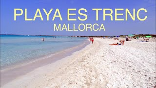 Playa Es Trenc , Ses Covetes , Mallorca HD